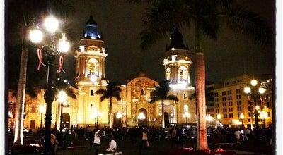 Photo of Church Iglesia Basílica Catedral Metropolitana de Lima at Jr Carabaya Cdra 2, Cercado de Lima 1, Peru