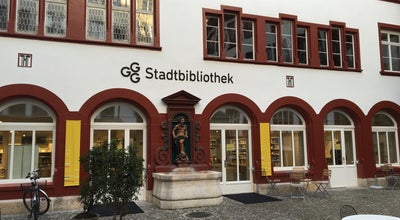 Photo of Library Bibliothek GGG at Switzerland