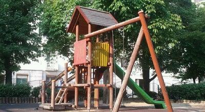 Photo of Playground Honvéd utcai Játszótér at Honvéd Tér, Budapest 1055, Hungary