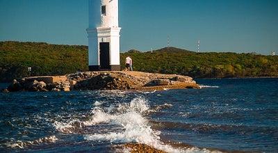 Photo of Lighthouse Маяк Токаревского at Мыс Эгершельд, Владивосток, Russia