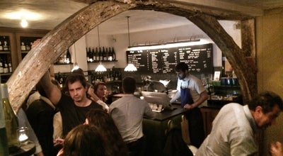 Photo of Wine Bar La Cave de Septime at 3 Rue Basfroi, Paris 75011, France