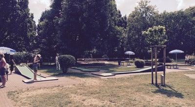 Photo of Golf Course Minigolf Im Clara-Zetkin-Park at Anton-bruckner-allee 1, Leipzig 04229, Germany