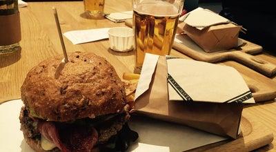 Photo of Burger Joint JACK&JO at Bahnhofplatz 7, Winterthur 8400, Switzerland