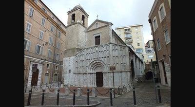 Photo of Church Chiesa di Santa Maria della Piazza at Piazza Santa Maria, Ancona 60121, Italy