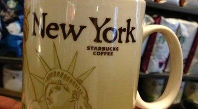 Photo of Coffee Shop Starbucks at 370 7th Ave, New York, NY 10001, United States