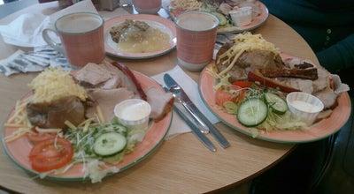 Photo of Cafe Roasters at 35b George Street, Tamworth B77 7LJ, United Kingdom