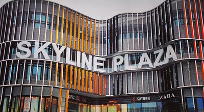 Photo of Mall Skyline Plaza at Europa-allee 6, Frankfurt am Main 60327, Germany
