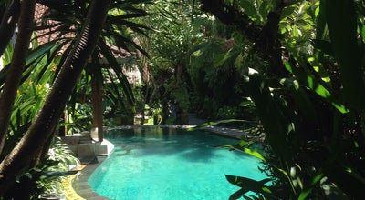 Photo of Hotel Lumbung Sari Cottages at Monkey Forest Road, Ubud 80571, Indonesia