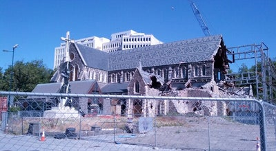Photo of Historic Site Christchurch Cathedral Ruins at Worcester St., Christchurch 8011, New Zealand