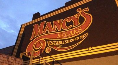 Photo of Steakhouse Mancy's Steakhouse at 953 Phillips Ave, Toledo, OH 43612, United States