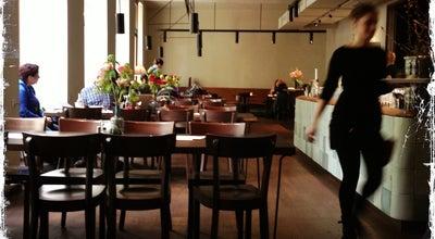 Photo of Caucasian Restaurant Cafe Ansari at Praterstr. 15, Wien 1020, Austria