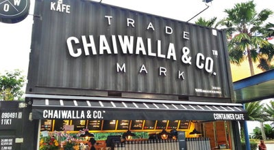 Photo of Coffee Shop Chaiwalla & Co. at The Curve, Jalan Pju 7/3, Petaling Jaya 47800, Malaysia