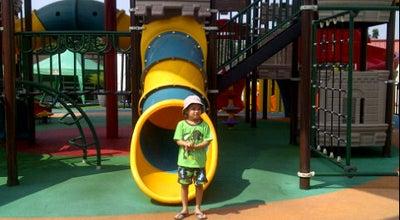 Photo of Playground Play Park at @bintaro Sektor 1, Indonesia