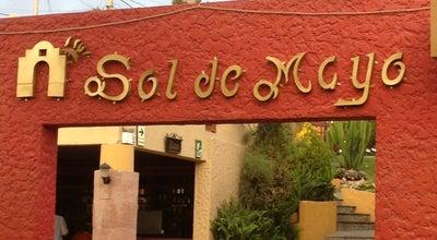 Photo of Restaurant Sol de Mayo at Jerusalen 207, Yanahuara, Arequipa, Peru