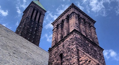 Photo of Church First Presbyterian Church of Buffalo at 1 Symphony Cir, Buffalo, NY 14201, United States