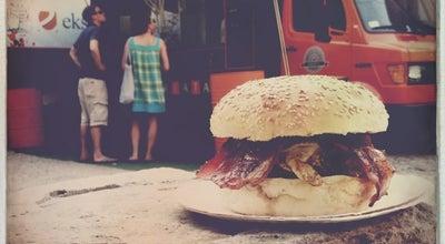 Photo of Burger Joint Burgertata at Krupnicza 6, Kraków, Poland