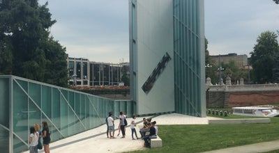 Photo of Art Museum Monumento all'undici settembre di Daniel Libenskind at Italy