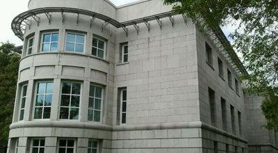 Photo of Museum Centre Canadien d'Architecture / Canadian Centre for Architecture (CCA) at 1920 Rue Baile, Montréal, QC H3H 2S6, Canada