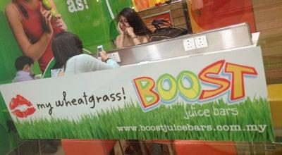Photo of Juice Bar Boost Juice Bars at G-07 Block D Sunway Giza, Kota Damansara 47810, Malaysia