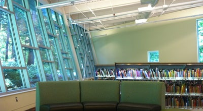 Photo of Library KCLS Federal Way Library at 34200 1st Way S, Federal Way, WA 98003, United States