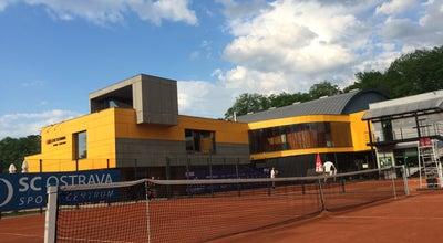Photo of Tennis Court Sport Centrum SC Ostrava at Budečská 3214/4, Ostrava 702 00, Czech Republic
