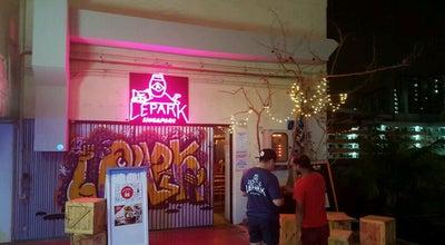 Photo of Gastropub Lepark at Rooftop Carpark (level 5), People's Park Complex, Singapore, Singapore