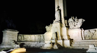 Photo of Historic Site Monumento a las Cortes at Cádiz, Spain