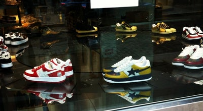 Photo of Boutique Bape at 91 Greene St, New York, NY 10012, United States