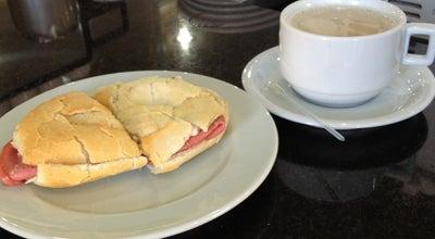 Photo of Breakfast Spot Padaria Pão Quente at Avenida Curitiba, Apucarana, Brazil