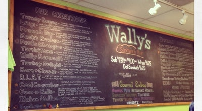 Photo of Sandwich Place Wally's at 2106 Harrison Ave Nw, Olympia, WA 98502, United States