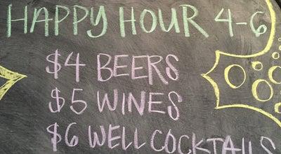 Photo of Wine Bar Satis Wine Bar at Jersey City, NJ, United States