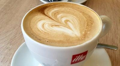 Photo of Coffee Shop Christi's Eis & Kaffee at Sternstr. 5, Trier 54290, Germany