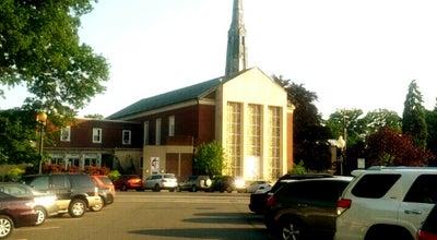 Photo of Church Ridgewood United Methodist Church at Dayton Street, Ridgewood, NJ 07450, United States