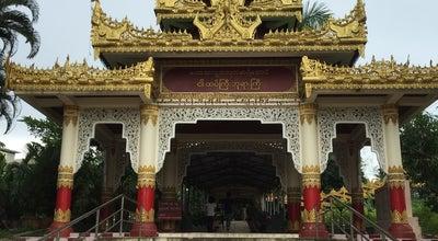 Photo of Buddhist Temple Nga Htat Gyi Paya at Shwe Gone Daing Road, Yangon, Myanmar