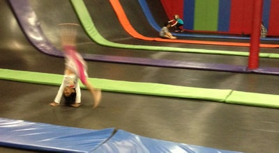 Photo of Theme Park AZ Air Time Trampoline Park at 13802 N Scottsdale Rd, Scottsdale, AZ 85254, United States