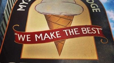 Photo of Ice Cream Shop Mystic Drawbridge Ice Cream at 2 W Main St, Mystic, CT 06355, United States