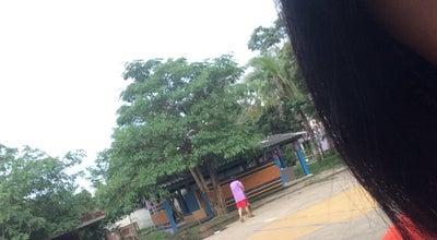 Photo of Basketball Court สนามบาส ศรีสะเกษวิทยาลัย at Thailand