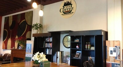Photo of Coffee Shop City Coffee Company at 1280 N Ponce De Leon Blvd, St Augustine, FL 32084, United States