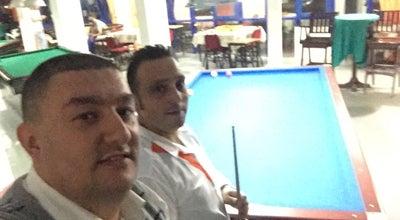 Photo of Pool Hall Marmaris Aydın Bilardo Salonu at Turkey