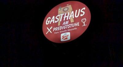 Photo of Austrian Restaurant Gasthaus Am Predigtstuhl at Oberwiedenstrasse 34, Vienna 1170, Austria