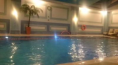 Photo of Spa Agamemnon Thermal Spa & Wellness Center at İnciraltı Cad. No: 67 Balçova, İzmir 35340, Turkey