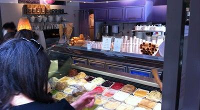 Photo of Ice Cream Shop Terre Adélice at 1 Place De La Baleine, Lyon 69005, France