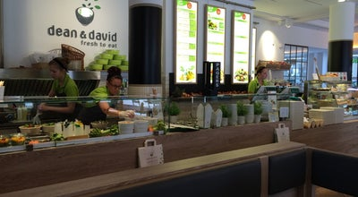 Photo of Salad Place dean & david at Wiesenstr. 1, Zürich, Switzerland