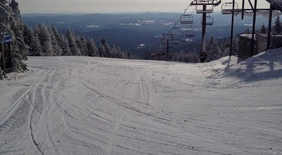 Photo of Ski Area Sunbrook at Mount Snow at Mount Snow, West Dover, VT, United States