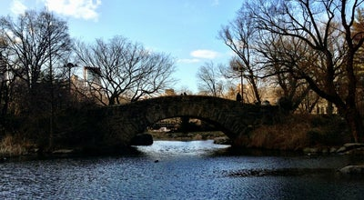 Photo of Bridge Gapstow Bridge at Central Park - The Pond, New York, NY 10019, United States
