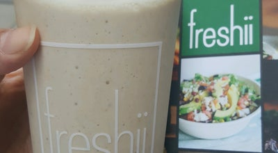 Photo of Fast Food Restaurant Freshii at 28 N Clark St, Chicago, IL 60602, United States