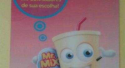 Photo of Dessert Shop Mr. Mix Milk Shakes Guaratinguetá at R. Comendador Rodrigues Alves, 121 Centro., Guaratinguetá., Brazil