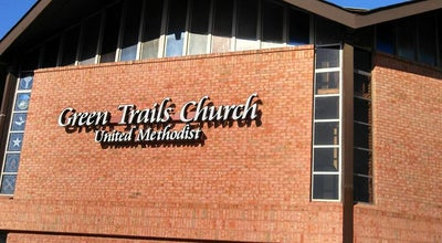 Photo of Church Green Trails Church - United Methodist at 14237 Ladue Rd, Chesterfield, MO 63017, United States