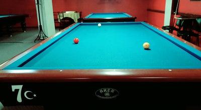 Photo of Bowling Alley Bertu Bilardo Salonu at Turkey