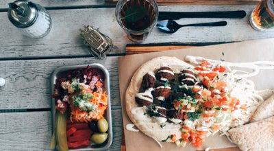 Photo of Falafel Restaurant FLFL Levantine Kitchen at Skånegatan 87, Stockholm, Sweden